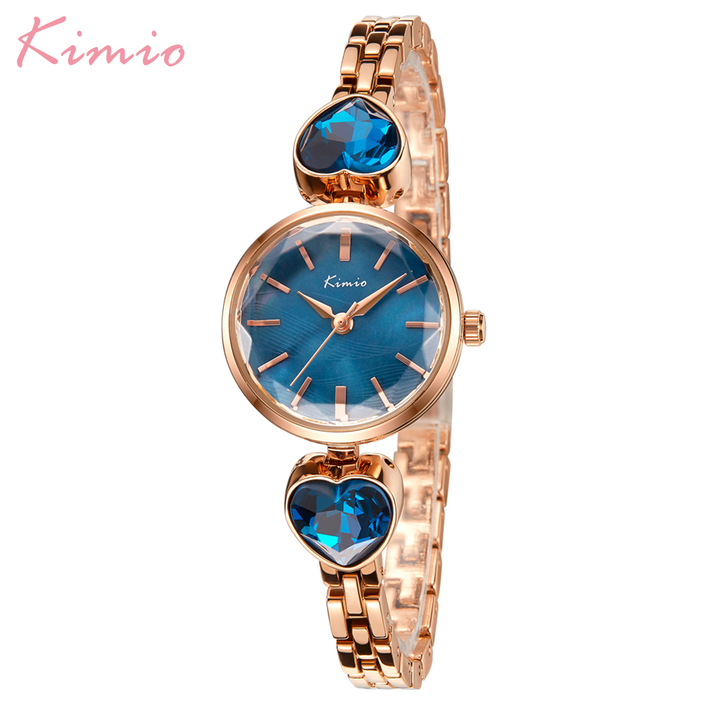 Kimio Luxury Brand Fashion Dress Women Watches Special Design Ladies Quartz Wristwatches Waterproof Bracelet Strap reloj mujerKimio Luxury Brand Fashion Dress Women Watches Special Design Ladies Quartz Wristwatches Waterproof Bracelet Strap reloj mujer