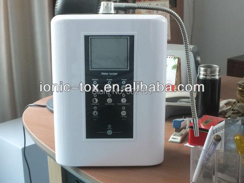 Transporti pa pagesë 2 copë ujë Ionizer pH alkaline për të - Pajisje shtëpiake - Foto 5