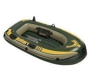 5451 Free Shipping High Quality Inflatable Kayak Canoe Fish Boat Drifting Boat for  INTEX Seahawk