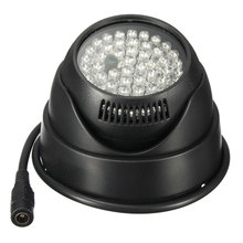 High Quality 45 Degrees 48 LED Night Vision IR Infrared Light Illumination Light Lamp for CCTV Camera
