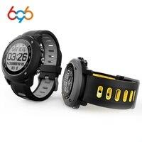 696 professionelle GPS Outdoor Sport Smart Uhr UW90 Sport Armbanduhr IP68 Wasserdichte Schwimmen Snoeling Herzfrequenz Fitness Tracker-in Intelligente Armbänder aus Verbraucherelektronik bei