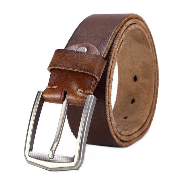 Алиэкспресс кожаные мужские ремни винтажный кожаный ремень или подделка