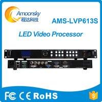 new design led full color video processor sdi video processor lvp613s led screen led video wall