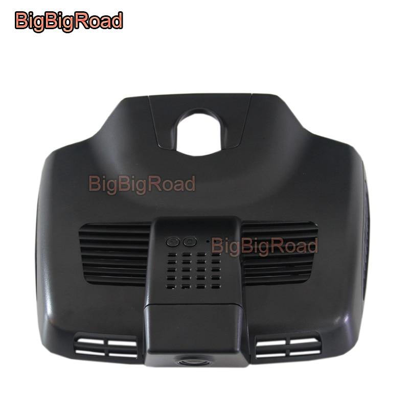 BigBigRoad Car wifi DVR Video Recorder Dash Cam For Mercedes Benz E Class E200 E300 E300 E320L W213 2016 2017 2018 high Version razor e300