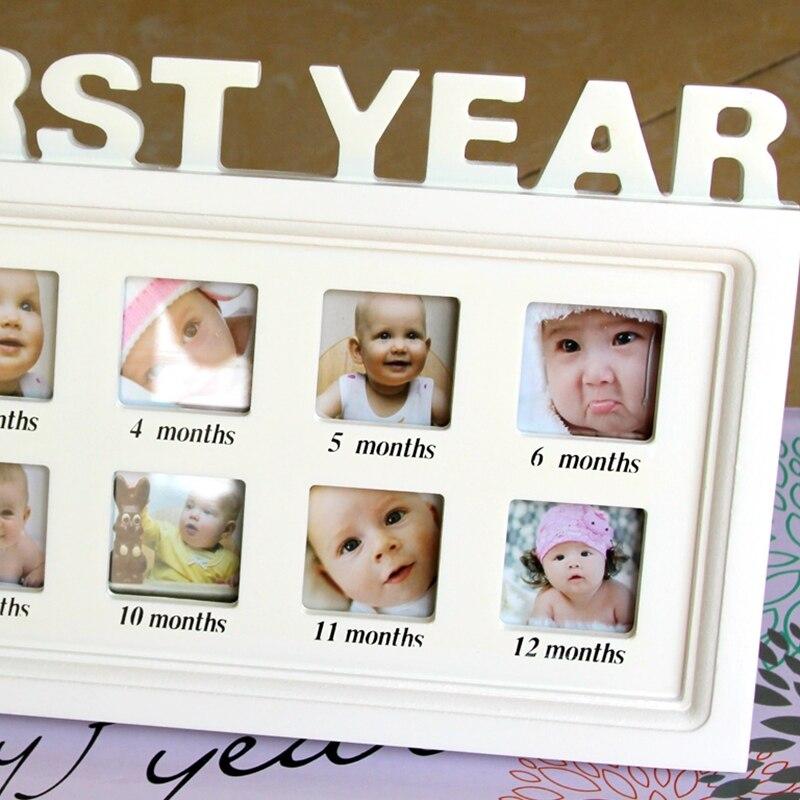 Baby Erste Jahr Bilderrahmen Bilderrahmen in Baby Erste Jahr ...