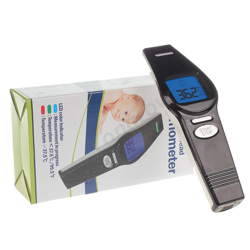 Baby Non-contact Infrared Forehead Thermometer Termometro Digital Febre Digital Body Thermometer Fever Multi-function