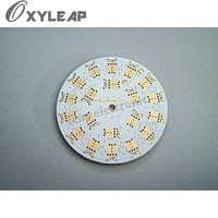 aluminum plate led pcb prototype prototyping board