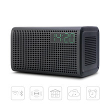 GGMM E3 Bluetooth Column Wireless Bluetooth Speaker WiFi HiFi Music Stereo Speakers for the Computer with LED Alarm Loudspeakers(China)
