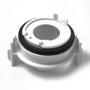 Image 4 - 1 paar H7 Scheinwerfer Birne Adapter Halter für BMW 3 Serie 318i E65 E90 LED Scheinwerfer Birne Adapter Hohe Qualität auto Auto Zubehör