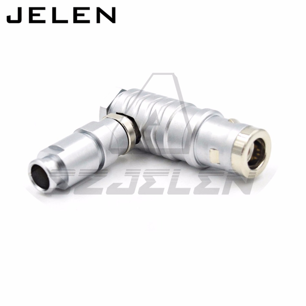 90 degree elbow plug 5 pin , Waterproof Connector 5-pin plug , FHG.1K.305 , Car waterproof 5-pin connector plug, 500pcs 0603 5k1 5 1k ohm 5