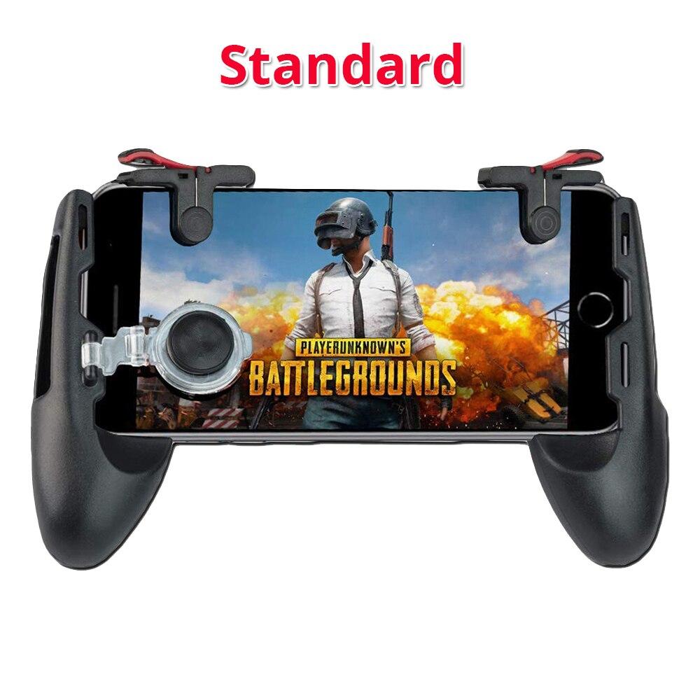 standard gamepad