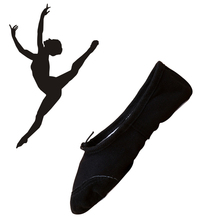 7 Color Leather Toe Sole Canvas Soft Ballet Shoes Dance Yoga Sneakers Children Girls Women Slippers According Feet length To Buy cheap Dance Shoes Adult Medium(B M) FENGXUELANG Professional Elastic band COTTON Soft Sole Spring2018 Flat 403-BL Fits true to size take your normal size