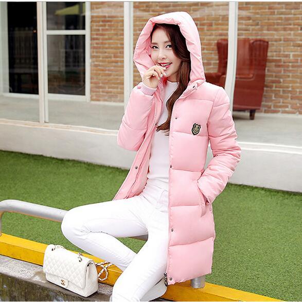 Cheap wholesale 2017 new Autumn Winter Hot sale women's fashion casual YX1062 snow warm Coat waterproof Jacket