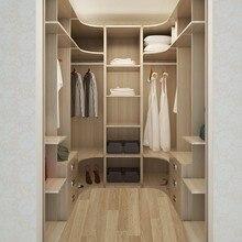 Австралия Проектный Индивидуальный Дизайн Открыть сушильный гардероб шкаф