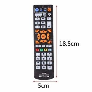 Image 5 - Kebidu inteligentny pilot na podczerwień sterowania z funkcją uczenia się, 3 strony kontroler kopia dla telewizji STB DVD SAT DVB HIFI TV, pudełko, L336