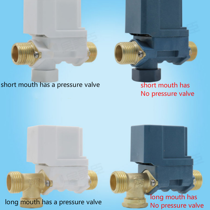 UNIVERSAL DC12V Solar electromagnetic inlet valve Water heater control valve Water Heater Controller Solar Controller in Solar Controllers from Home Improvement