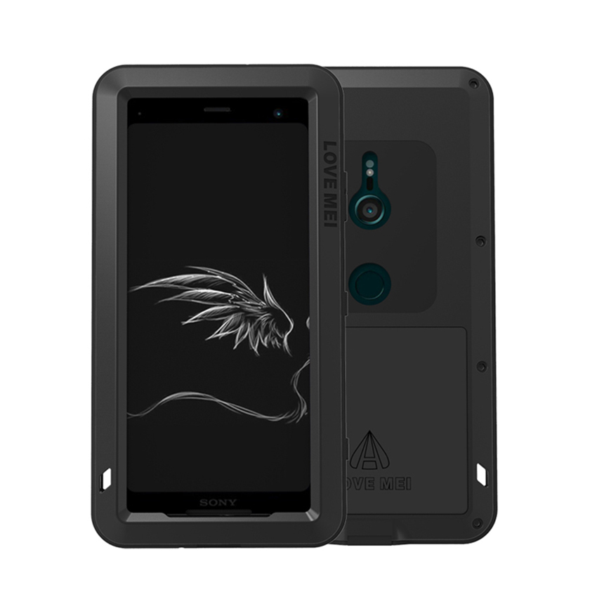 Image 5 - Love Mei Brand Case For Sony Xperia XZ1 XZ2 XZ3 Compact XZ 