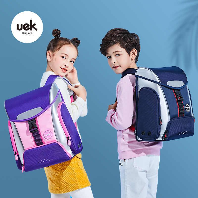 2019 children School Bags girls boys Cute Waterproof Orthopedic school Backpack kids dog cartoon Schoolbag kids Mochila Infantil