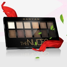 Hot Sale 3 Styles 12 Colors Matte Pigment Glitter Eyeshadow Palette Nudes Neutral Eye Shadow Palettes Makeup Set Q1