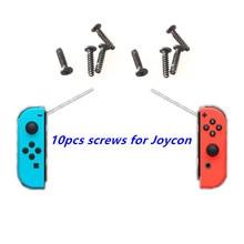 10PCS Y Type Screws for Nintend Switch NS Joy-con Joycon Original Shell Case Repair Screws Replacement Part цена 2017