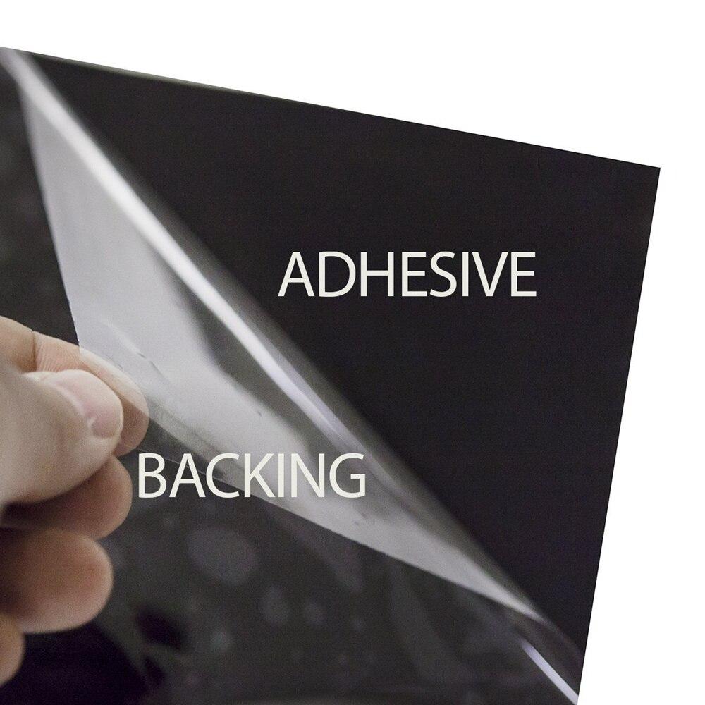 152 см * 1500 см 8Mil Защитная Противоударная оконная пленка с защитой от ультрафиолета проекционная пленка оптовая продажа