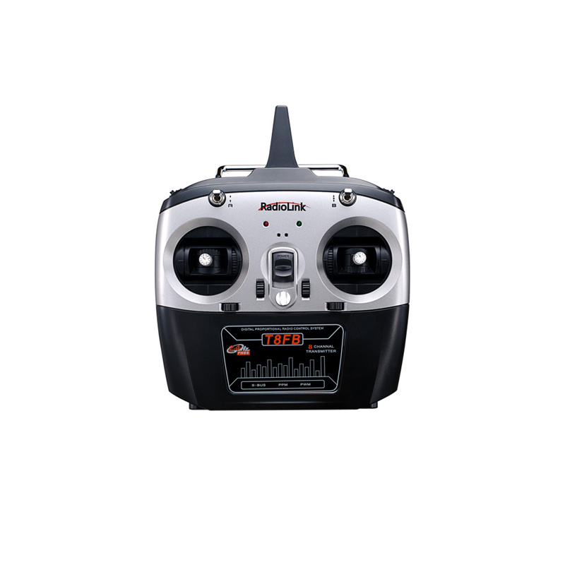 Unique Aircraft Radio System RadioLink 2.4G 8 Channel Airplane Remote Controller T8FB With 8 Channel Receiver R8EF Transmitter radiolink r12ds 12ch 12 channel receiver 2 4ghz for at10 at10ii transmitter aircraft aerial photography device f04939