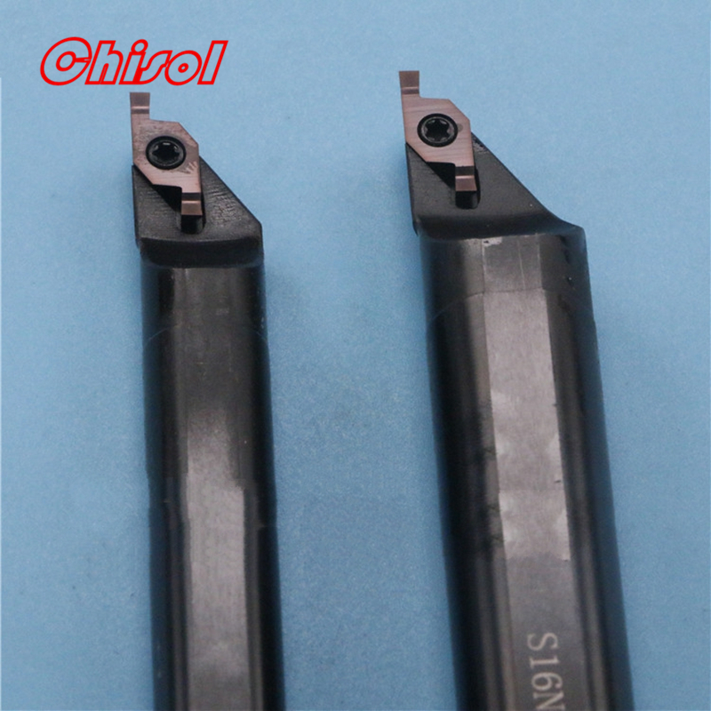 high quality CNC lathe Internal grooving and turning tool holder SGIVFR20Q16 for carbide insert FGV200RB05D6 / FGV100RB05D6 free shipping quick change m type external turning tool usage holder mssnr l for carbide insert snmg120408