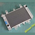 ATV quad 32mm radiator For Kawasaki Prairie 400 KVF400 1997-2002,1998 1999 2000 2001
