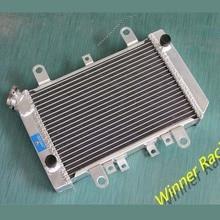 ATV quad 32mm radiator For Kawasaki Prairie 400 KVF400 1997-2002,1998 1999 2000 2001