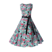 YH.JiuMu 2018 Slim A-Line Dress Women Fit Party Belt Floral Short Sleeve Dresses Female Spring Summer Elegant Vestidos YH008