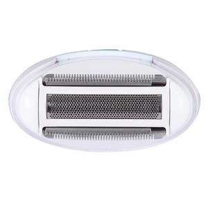 Image 5 - Flyco профессиональная перезаряжаемая модная Женская бритва устройство для удаления волос женский эпилятор электрическое бритье соскабливание FS7208