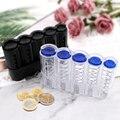 Коробки для денег  креативный евро диспенсер для монет  коробка для хранения  коробка для хранения монет  кошелек  держатель для монет  чехол...
