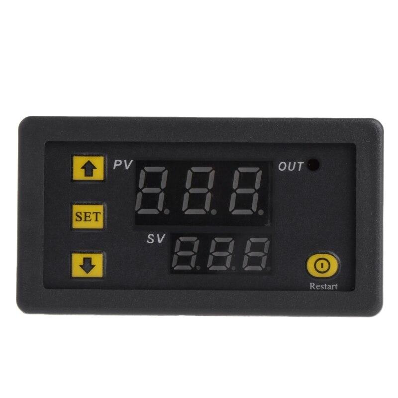 W3230 DC 12V 20A Digital Temperature Controller -50-120C Thermostat Regulator