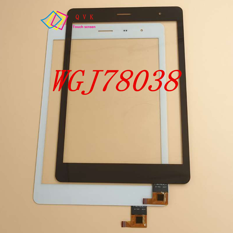 7.85 inches F-WGJ78038_V1 for Explay sQuad 7.82 3G tablet capacitive touch screen panel digitizer glass replacement