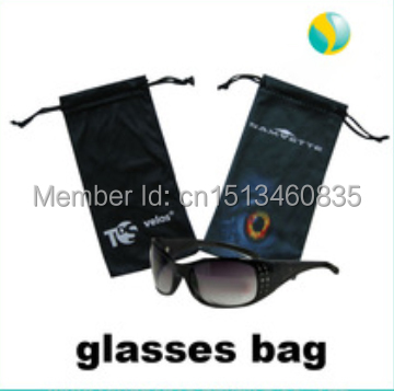 163494c2898e9 100 قطعة الوحدة cbrl 9 17 سنتيمتر نظارات الرباط حقائب الحقيبة ل  نظارات كاميرا ، مختلف الألوان ، حجم يمكن تخصيصها ، بالجملة
