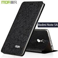 Xiaomi Redmi Note 4x Case MOFi Redmi Note4x Filp Cover Silicon Xiomi Redmi Note 4x Book