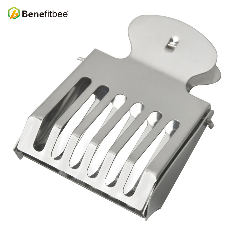 Image 5 - Benefitbee Beekeeping Tools Bee Queen Cage Stainless Steel For Beekeeping Equipment Supplier 5pcs Hot Sale Height Quality Cages-in Beekeeping Tools from Home & Garden