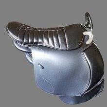Aoud Saddlery двойное седло для верховой езды седло для двух человек ПВХ туристическое родитель-ребенок седло удобные галтеры конный спорт
