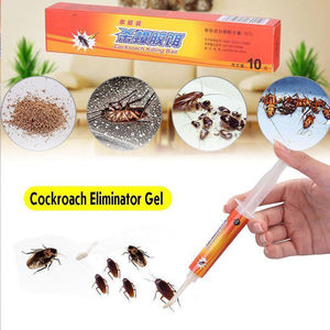 Гель приманка гнездо Подлинная Syrine 10 г мощный против тараканов Элиминатор борьба с вредителями