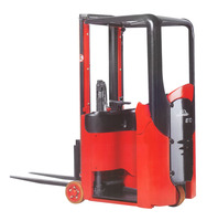 Linde new 1t electric forklift truck 334 series E10 electric counter balanced forklift 1ton
