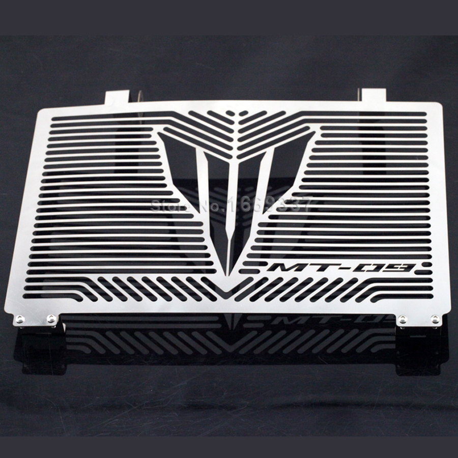 For YAMAHA FJ-09 / MT-09 Tracer 2015-2016 Motorcycle Accessories Radiator Grille Guard Cover Protector Fuel Tank Protection Net for yamaha fj 09 mt 09 tracer 2015 2016 motorcycle accessories radiator grille guard cover protector fuel tank protection net
