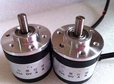 Free Shipping! 10pcs Incremental Optical Rotary Encoder 400 Pulse  New And Original