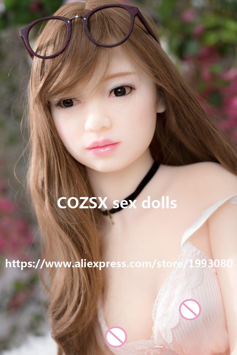 150 cm réel silicone poupées de sexe japonais anime plein orale poupée d'amour réaliste jouets pour hommes gros seins sexy mini vagin adulte vie
