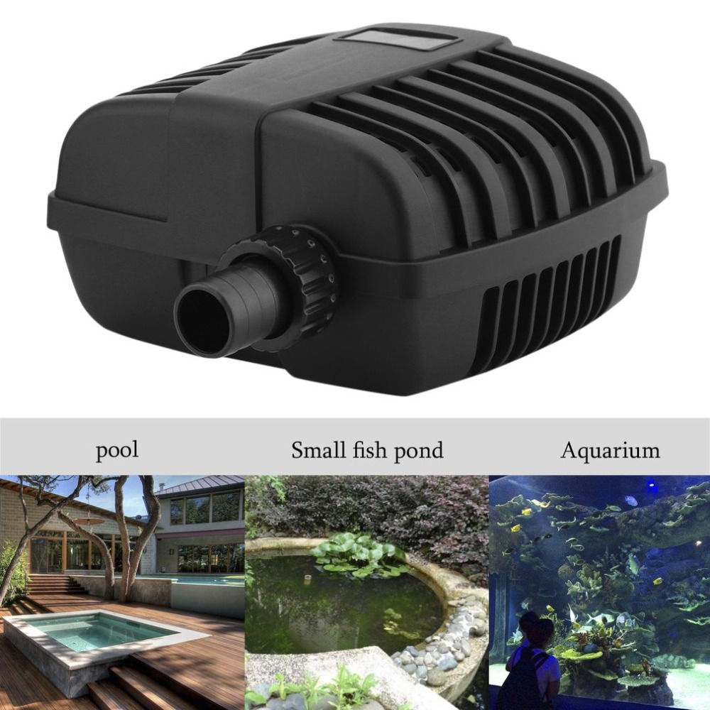 CFP-2500 Eco Submersible Pump For Garden Pond Portable Water Circulation Pump Dirty Water Filter Pump EU Plug NEW new water pump for 4jb1 sh60 hd307 sk60 8 94310 251 0