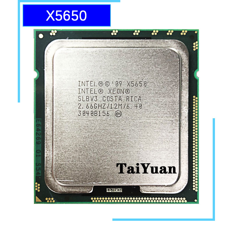 AT80614004320AD Intel Xeon X5650 2.66 GHz 12MB LGA 1366 Six Core Processor