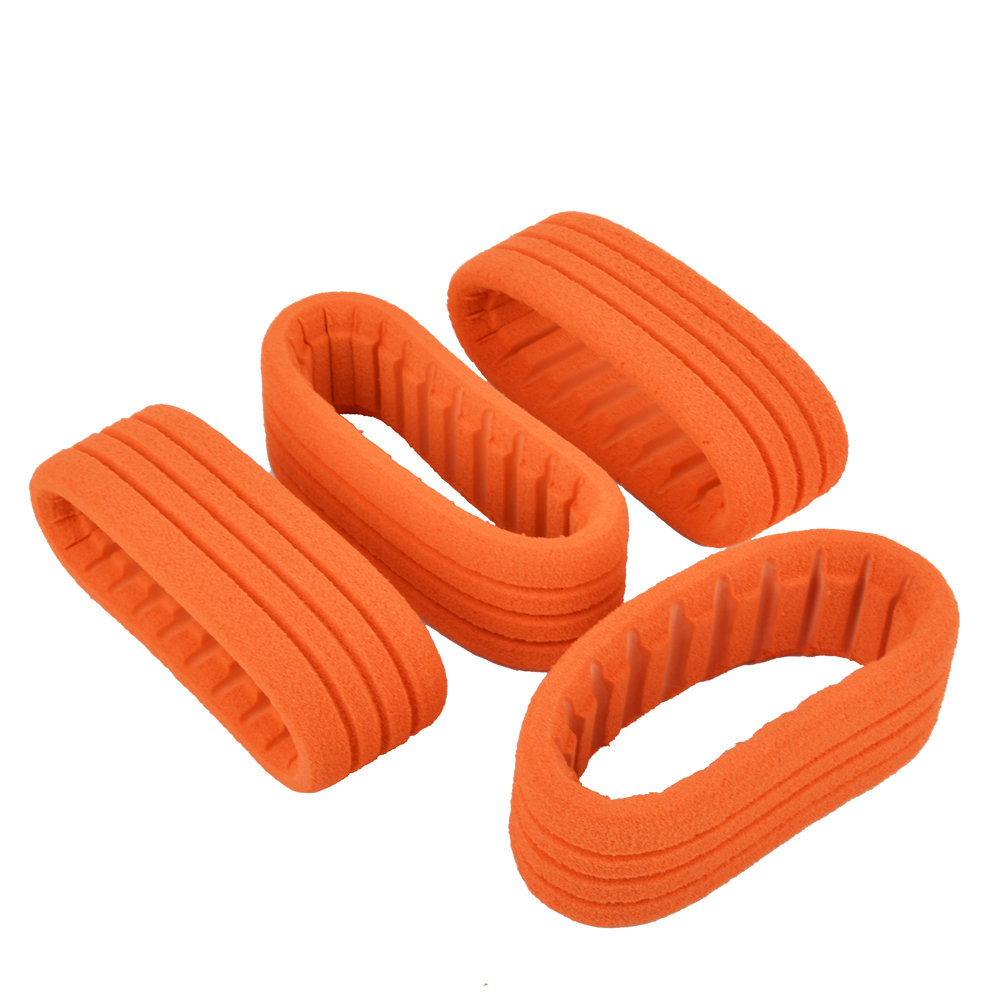 4PCS 1/8 Buggy Tire Foam Inserts Inner For 1:8 RC Car Tire Parts