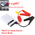 Geek Gene Hot! Multi-function 12000mAh 12V Car Jump Starter Portable 400A Peak Car Charger Mini Power Bank SOS Lights Free Ship