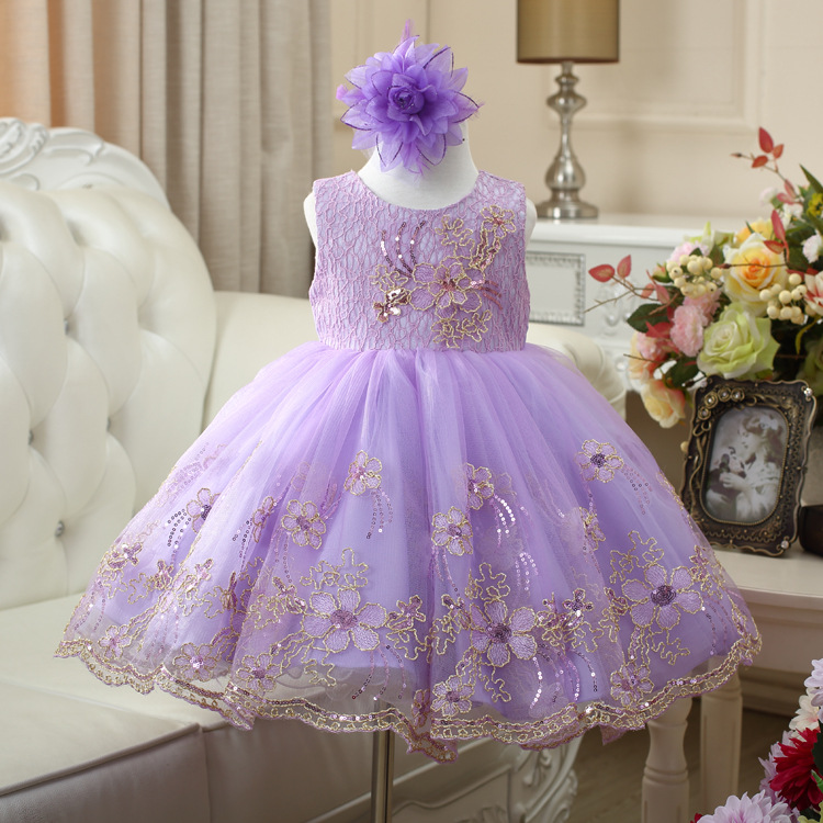 <font><b>dresses</b></font> <font><b>for</b></font> <font><b>girls</b></font> 11 <font><b>years</b></font> kids <font><b>12</b></font> <font><b>year</b></font> <font><b>old</b></font> <font><b>girl</b></font> 2017 new <font><b>summer</b></font> party <font><b>dress</b></font> infant o-neck embroidery sleeveless red purple image