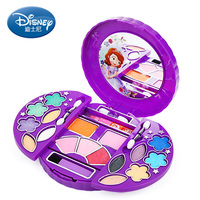 Disney Baby Girls Makeup Box Set Children'S Cosmetics Set Kids Girl Princess Sofia Makeup Box Party Pretend Play House Toy