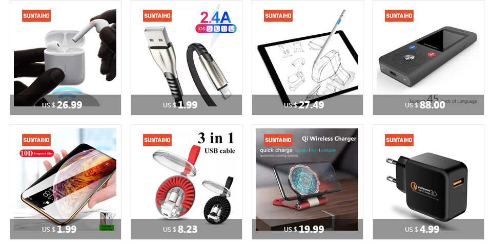 Qi Wireless Charger 5W/10W Suntaiho phone charger wireless Fast Charging Dock Cradle Charger for iphone samsung xiaomi huawei P3-in Wireless Chargers from Cellphones & Telecommunications on Aliexpress.com | Alibaba Group 26